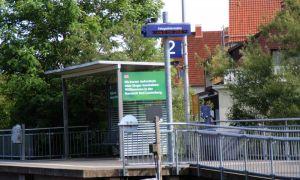 In Richtung Nordhausen stimmt die Bezeichnung.