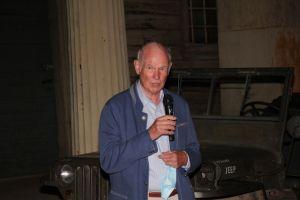 Hans-Heinrich Hillegeist vom Förderkeis Königshütte begrüßte die Anwesenden