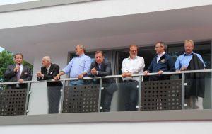 Geschäftsführer Erik Cziesla konnte sich über besonders großen Andrang freuen