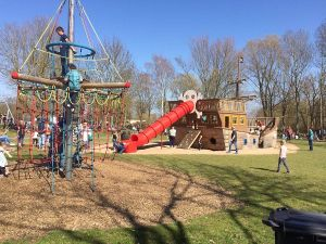 Der Traumspielpark 2016 ging nach Seeburg - und ist dort ein Renner