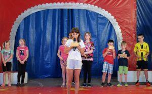"""Ihren """"Zirkusdirektor"""" bestimmten die Kinder aus einer von der Jury getroffenen Vorauswahl – hier der Recall beim CBSSD (Circus Baldini sucht seinen Direktor)."""