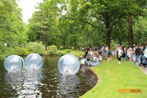 Aqua-Balls: die müssen dabei sein