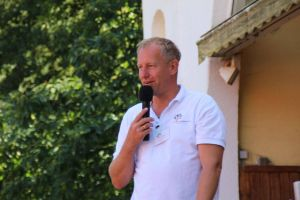 Thomas Hickmann moderierte gekonnt durch das Programm