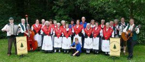 Die Heimatgruppe des Harzklub-Zwiegvereins Bad Lauterberg