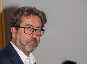 Dr. Karsten Gericke, Leiter des MVZ am Kirchberg, sprach über den Schlaganfall.