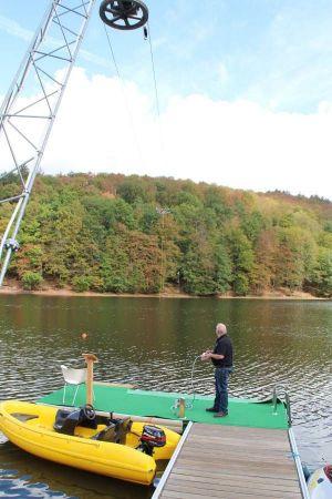 Auch für den Bootsteg sei durch die Nutzung fürs Wasserski nun der Bestandsschutz erloschen