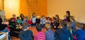 Gemeinsames Spielen (Foto: K. Koch)