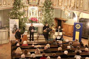 Nach einem gelungenen Konzert (Foto: Mark Stiemerling)....