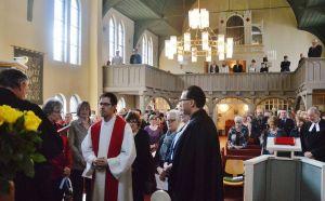 Pastor Bergner wurde eingeführt