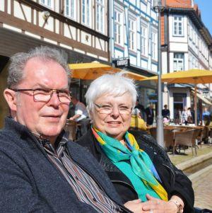 Christiane und Waldemar Schymura