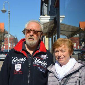 Irmgard und Volker Witolin