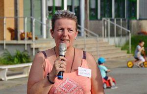 """""""Ich halte die Integration hier für gelungen"""": Janka Eckhardt."""