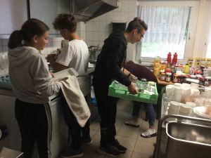 Küche. Foto: Frauke Metzger