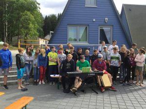 Workshop Chor. Foto: Frauke Metzger