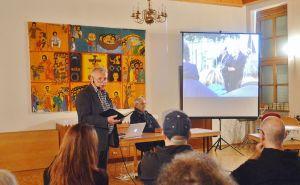 ... die Behörden haben seiner Ansicht nach viel zu lange tatenlos zugesehen, führte er in seinem Vortrag bei der Bad Lauterberger St. Andreas-Gemeinde aus.