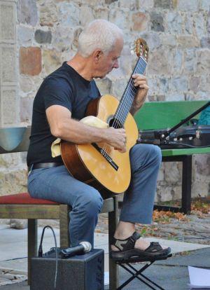 Gitarrist Hein Brüggen