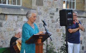 Kirchenvorstandsvorsitzende Uta Herrmann