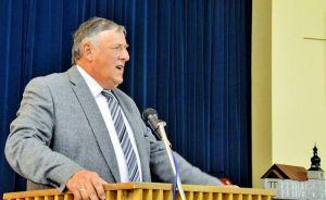 Superintendent Volkmar Keil.