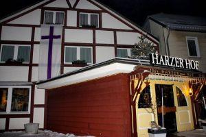 Hotel und Theater, Kirche und Gemeindehaus – der Harzer Hof war an diesem Abend irgendwie alles.