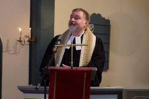 Pastor Andreas Schmidt.