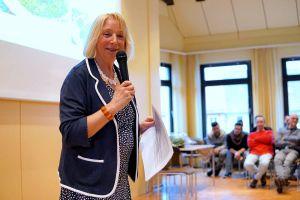 Vorsitzende Karin Hesse-Lehmann.