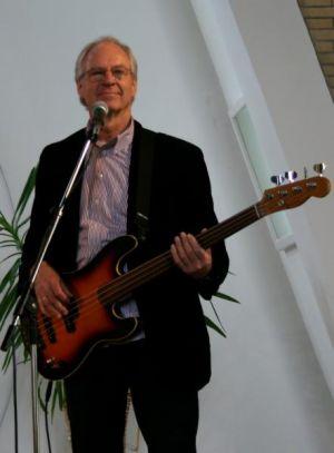 Gerhard Barth am E-Bass
