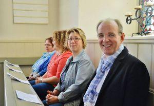 Bischof Ralf Meister zu Gast in Eisdorf…