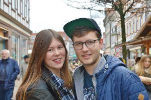 Sarah Dietzmann und Felix Roch, Foto: Christian Dolle