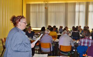 Beauftragte für Tourismus, Kultur und Öffentlichkeitsarbeit in der Region Oberharz: Sybille Fritsch-Oppermann.