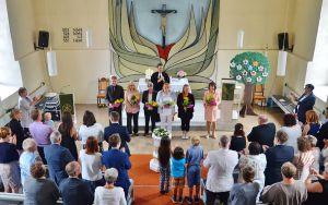 Einführung des Kirchenvorstands in der Katharinen-Kirche.