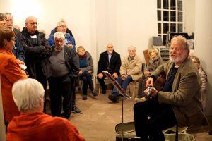 Herzberg - Pastor i. R. Dr. Friedrich Seven griff zur Gitarre