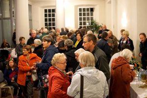 Herzberg - An Besuchern mangelte es auch in Herzberg nicht