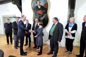 Der Landesbischof war zu Gast in Herzberg und Scharzfeld