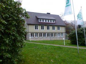 17a Ehemalige Lauterberger Kupferhütte 1705-1825 - heute Niedersächsisches Forstamt
