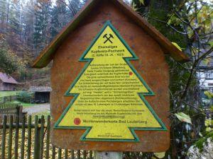18.Punkt Ehemaliges Pochwerk - Waldcafe