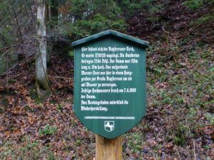20. Punkt Ehemaliger Damm des Kupferroser Teiches
