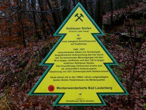 28. Punkt Schwerspatstollen im Rothäusertal