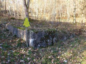 31a Bis 2007 befand sich hier die ehemalige Schwerspatgrube Hoher Trost