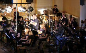 ...und Orchester