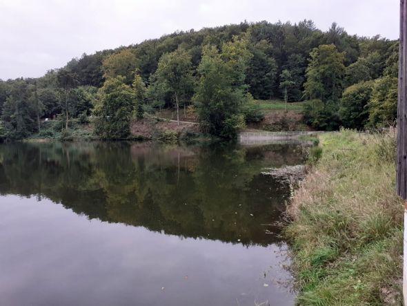 Wiesenbeker Teich am 20. September 2021
