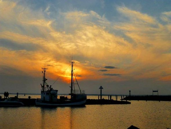 Insel Poel - Sunset