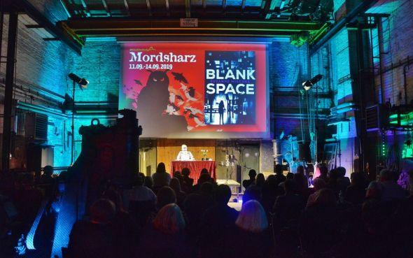 Der Goslarer Rammelsberg bot wieder eine tolle Kulisse für das Mordsharz-Festival.