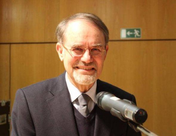 Dr. Werner Rahn vom Militärgeschichtlichen Forschungsamt Potsdam