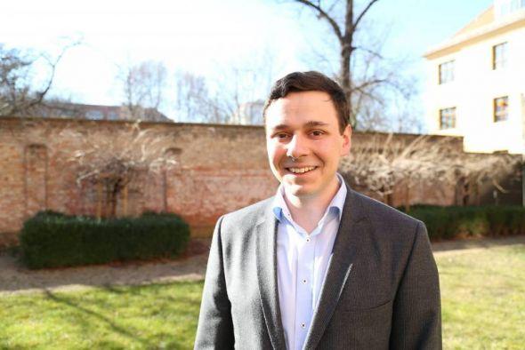 Johannes Hinrich von Borstel. (Foto: Nadine Städtner)