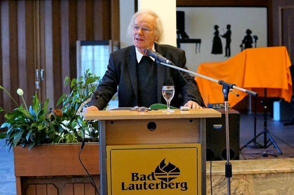 Theologe und DDR-Oppositioneller: Erhart Neubert.