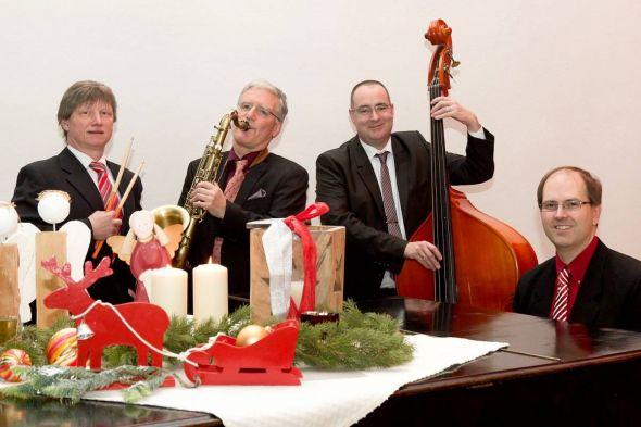"""Möchte mit einer """"modernen musikalischen Bescherung"""" der seichten Dauerberieselung entgegentreten: Das Ensemble Phantastique (Foto: Martin Diedrich)"""