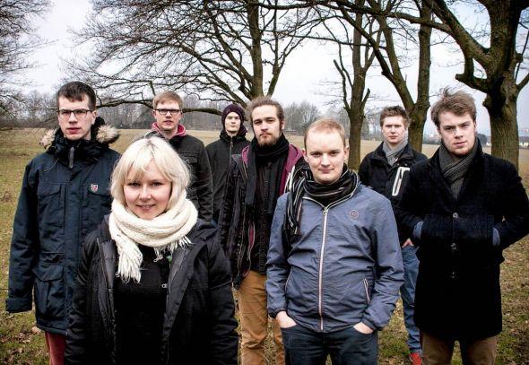 Erschafft stimmungsvolle Klanggemälde: Das Nordsnø Ensemble.