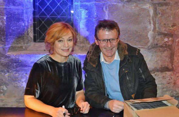 Marion Mitterhammer und Roland Lange