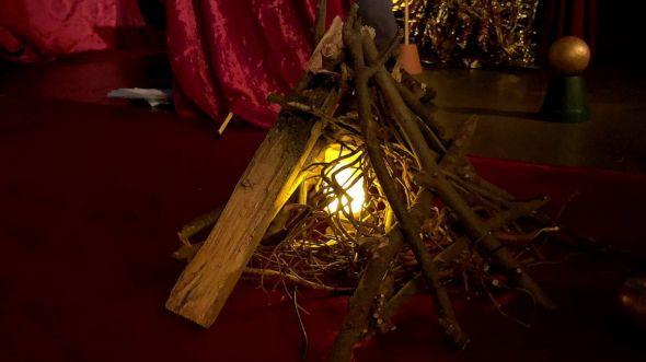 Am Lagerfeuer der Karawanen wurden früher die Märchen erzählt. (Foto: Veranstalter)