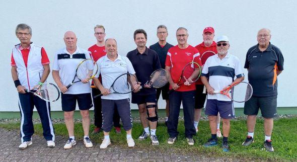 Die Meisterschafts-Teilnehmer (Foto: Verein)